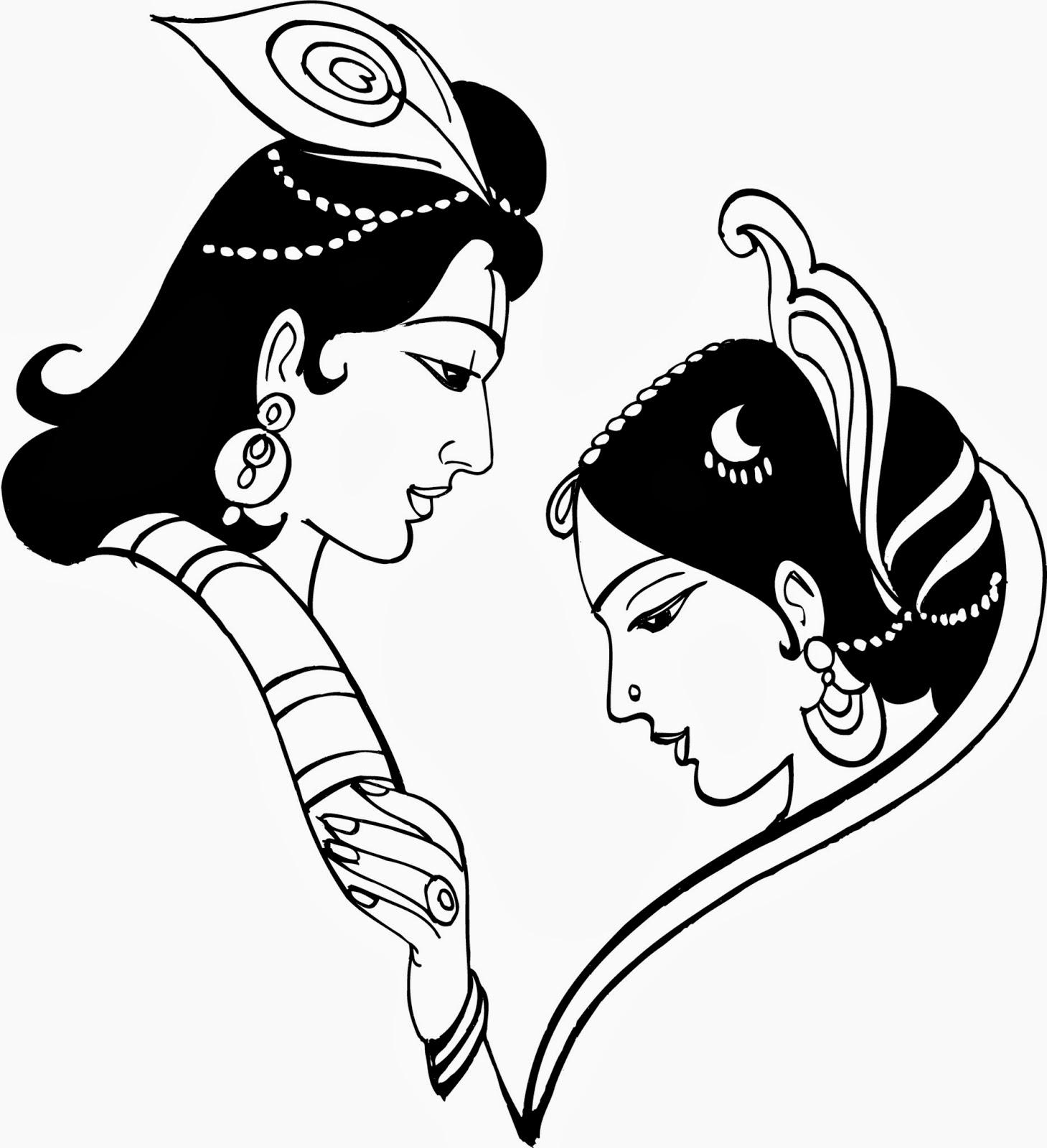 hindu wedding clipart free black and white - photo #11