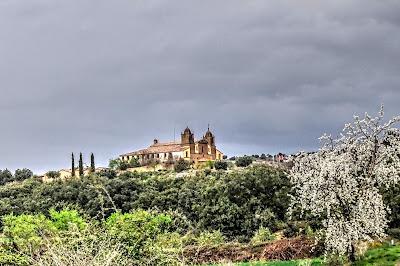 Convento Abiego Sierra de Guara