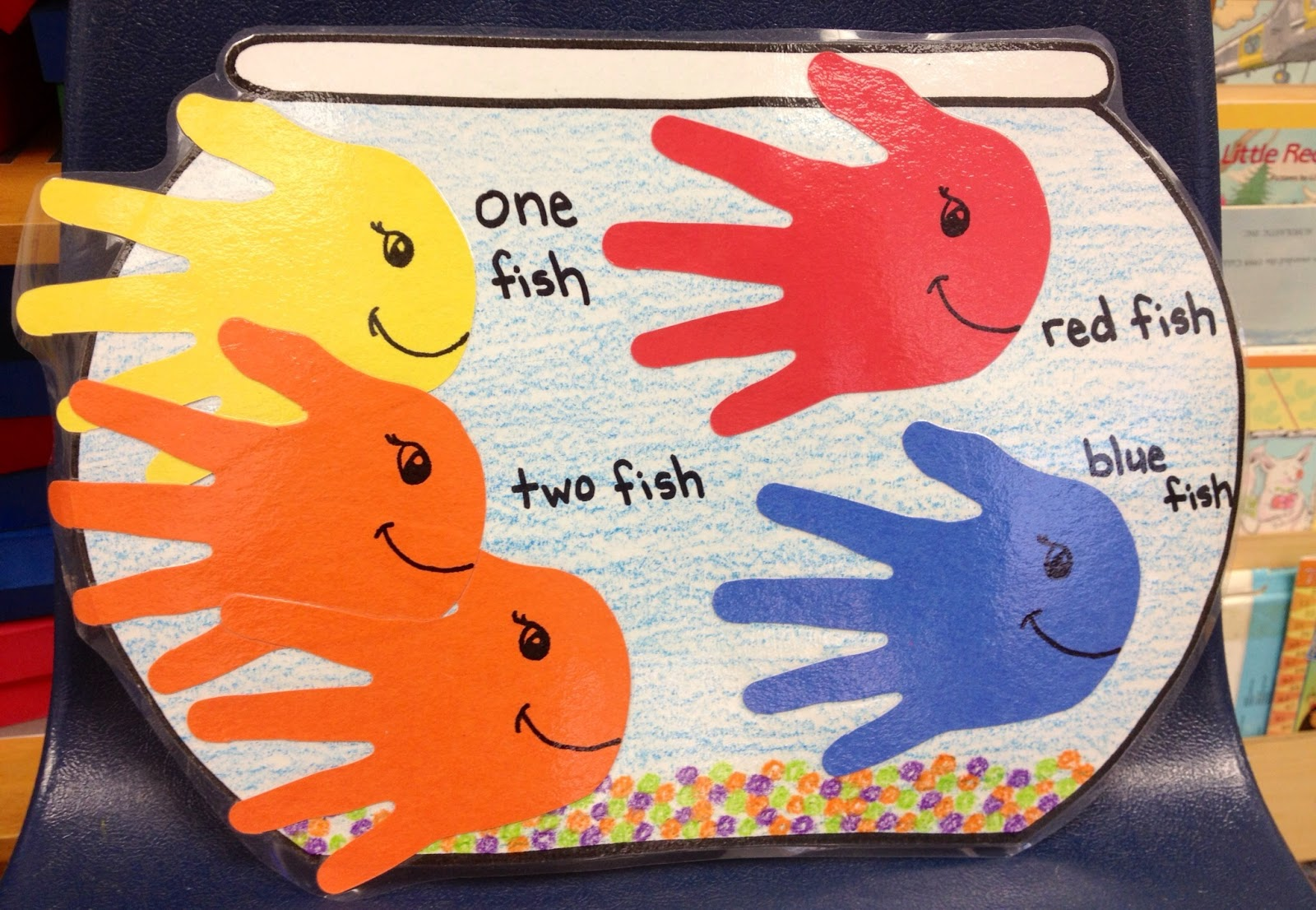 Kindergarten Is Crazy Fun One Fish Two Fish Red Fish Blue Fish What Is This Book About