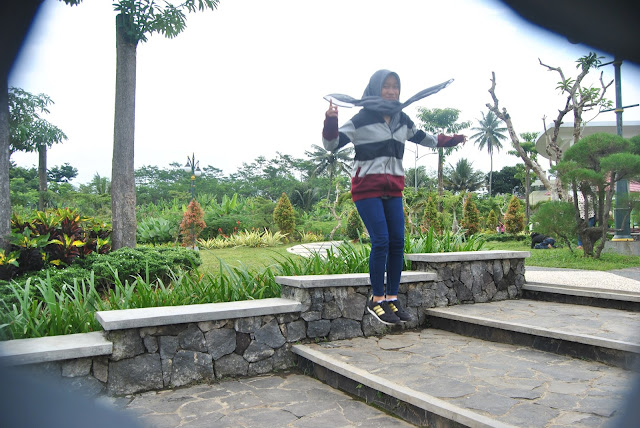 Lompatan Indah Di Wonosobo