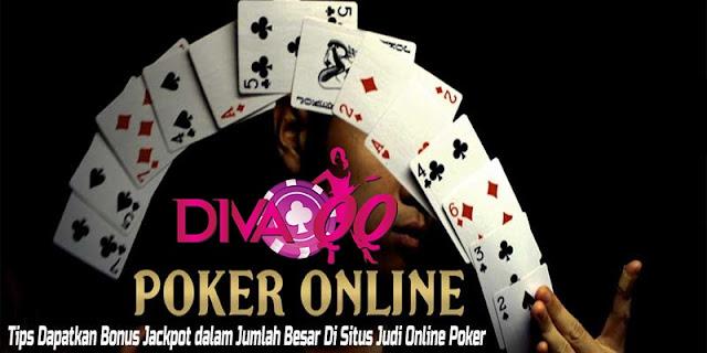 Cara Melihat Kartu Lawan Judi Poker di DivaQQ