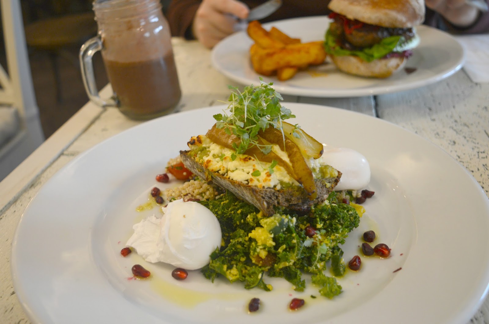 Healthy Places to Eat in Newcastle - Filmore & Union