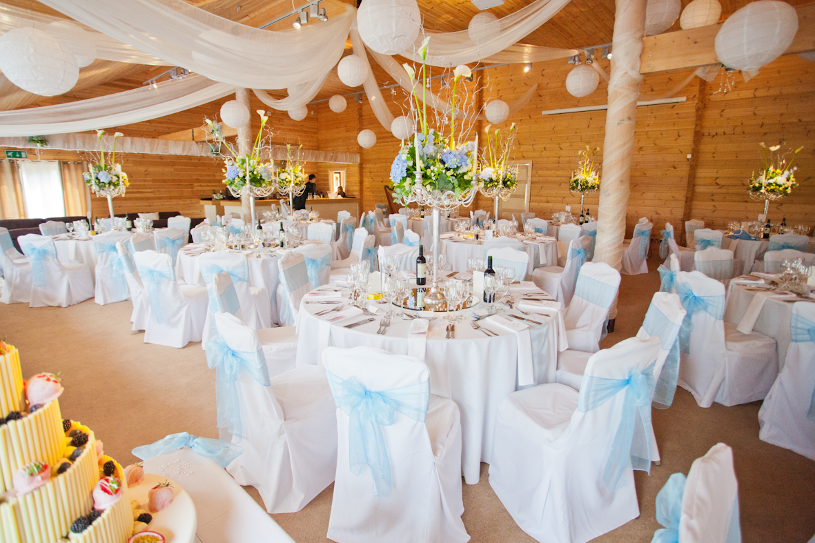 This Was All Created By Emma From Special Days She Also Provided The Chair Covers And Pale Blue Sash