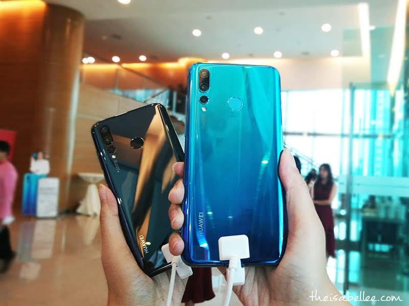 Huawei nova 4 colours in Malaysia