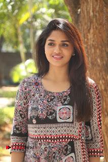 Actress Sunaina Latest Stills in Floral Dress at Pelliki Mundu Prema Katha Trailer Launch  0042.JPG