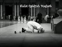Hukum Shalat Qabliyah Maghrib