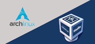 Cara Install Oracle VM Virtualbox di Archlinux
