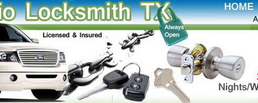 Locksmith San antonio Texas