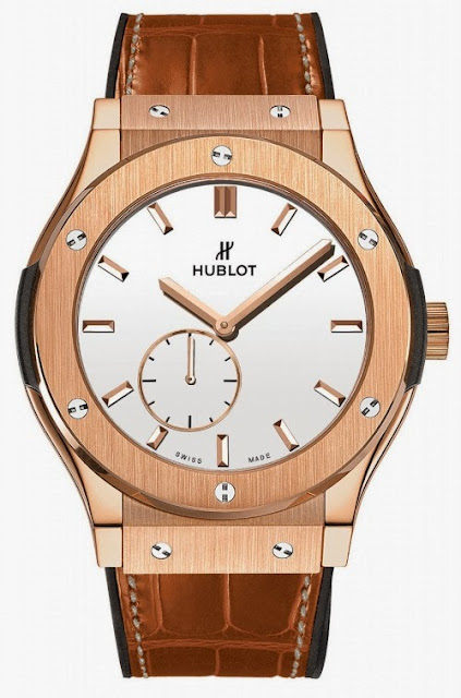 Classic Fusion Classico Ultra Thin from the Hublot