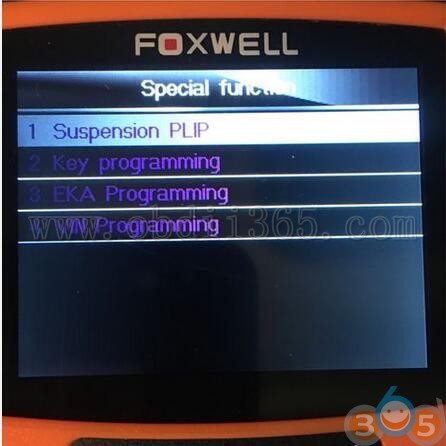 Foxwell NT520 (nt510) Reviews on Land Rover Discovery 2
