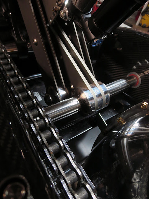 Bienville Legacy Motorcycle Rear Suspension