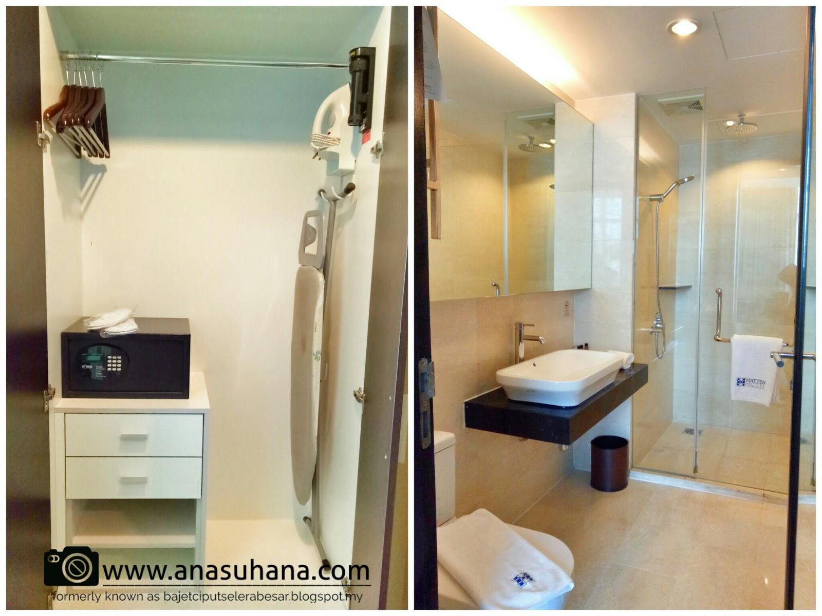 Hotel di Melaka : Hotel Hatten