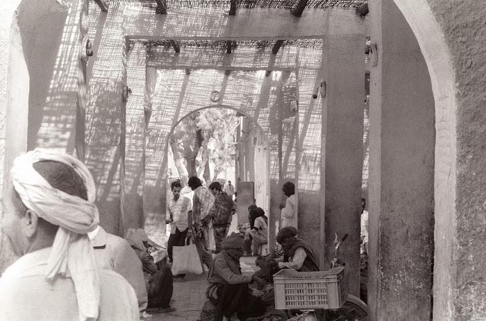 Algérie, Tamanrasset, © L. Gigout, 1991
