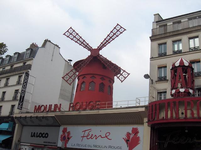 Molino rojo (Moulin Rouge)