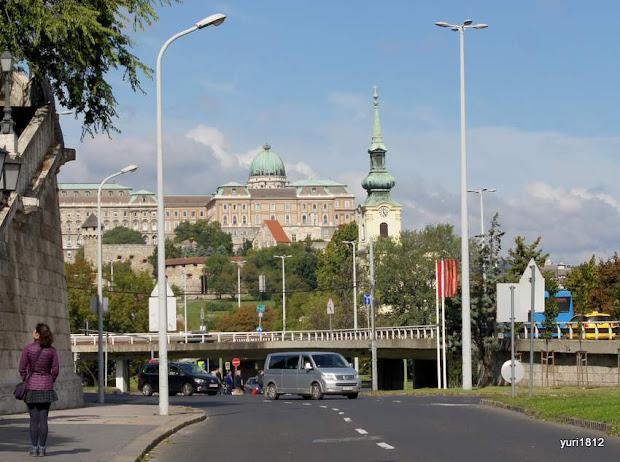 Королевский дворец в Будайской крепости основан в первой половине XIII века