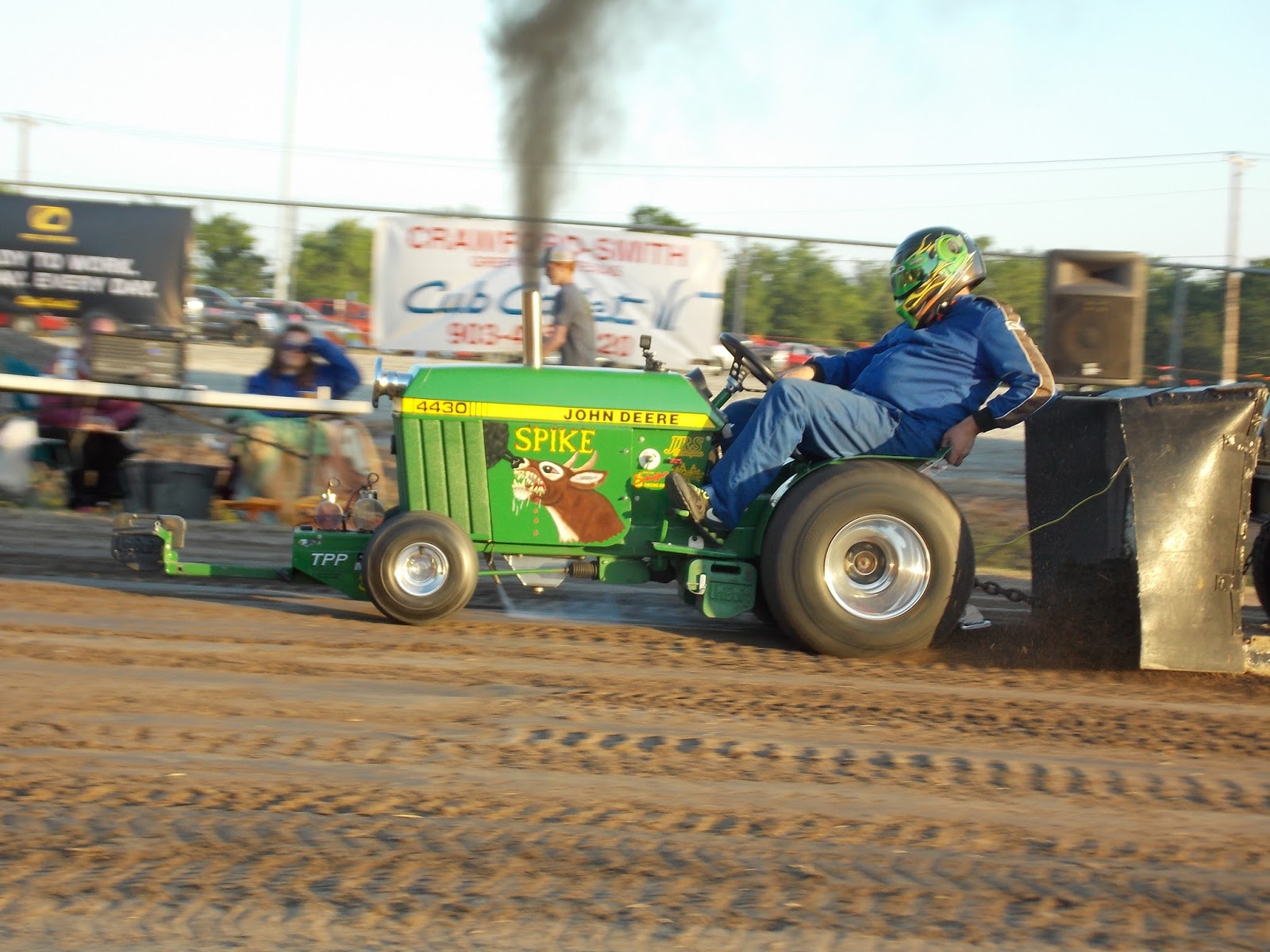Lsgtpa Tractor Pulling