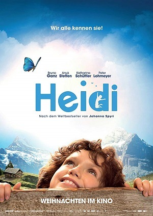 Heidi Torrent 2017 Dublado 720p Bluray HD