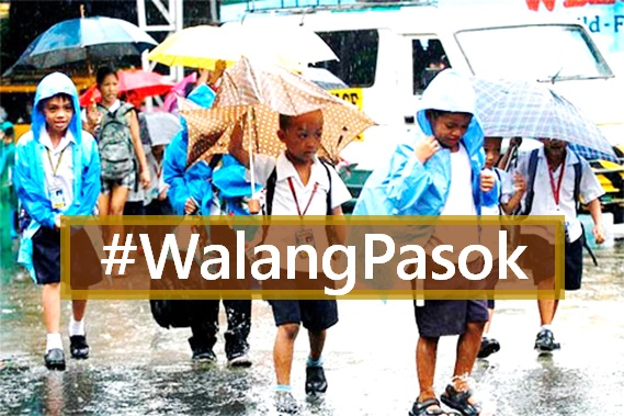 #WalangPasok: Class suspensions for Wednesday, August 17