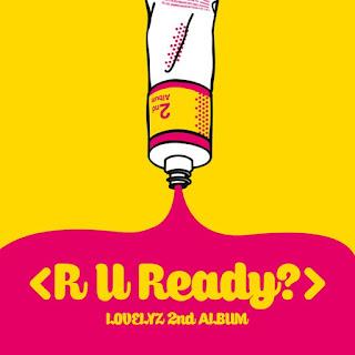 Download MP3 [Full Album] Lovelyz – 2nd Album 'R U Ready'
