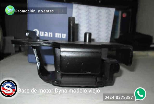 imagbase de motor Dyna modelo viejo