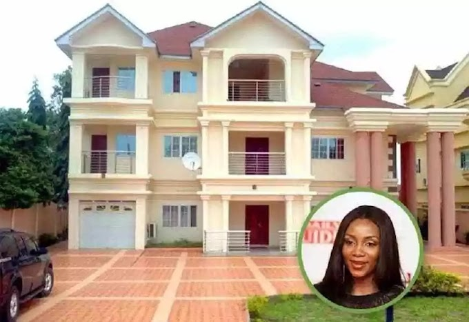 You will never believe how many houses Genevieve Nollywood Actress has. Abuja and Lagos