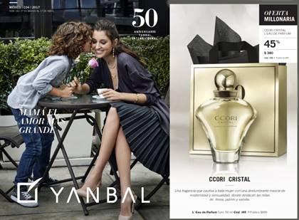 yanbal catalogo campaña 4 2017