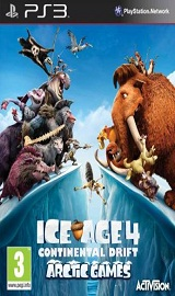 Ice Age 4 Continental Drift PS3 - Game-2u.com