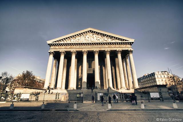 Place de la Madeleine-Parigi