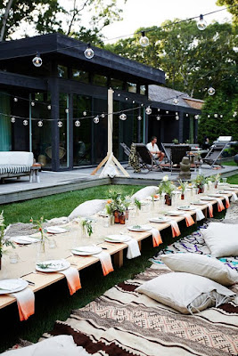 Outdoor Home Party Ideas 11