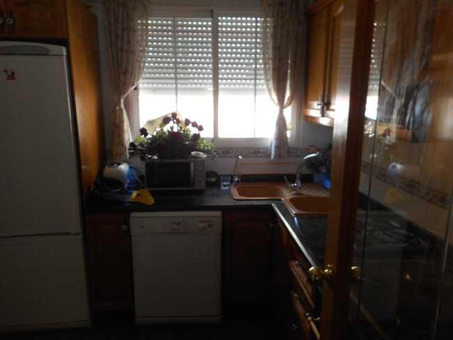 piso en venta castellon calle republica argentina cocina