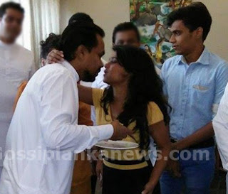 Wimal transferred to Prison Hospital