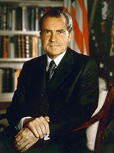 Richard Nixon 37th President of United States