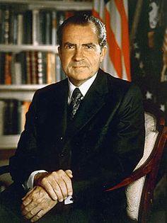 Richard Nixon 37th President of United States