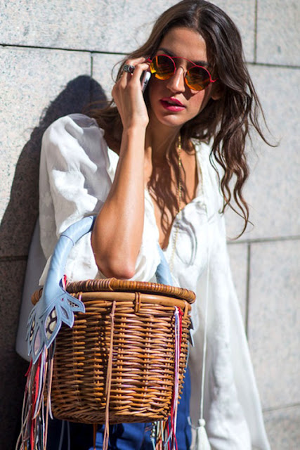 straw bag wicker basket trend summer 2016