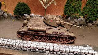Trenchworx Soviet Armor - T-34/76