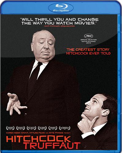 Hitchcock Truffaut [2015] [BD25] [Subtitulado]