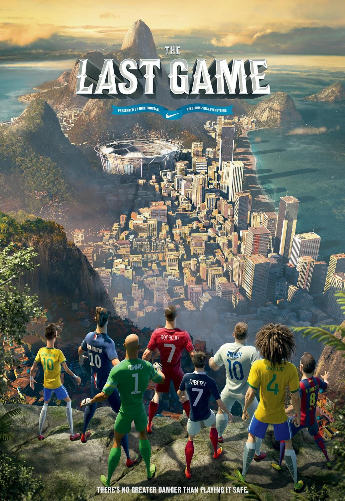 Nike Risk Everything Neymar Nike Launch 'The Last ...