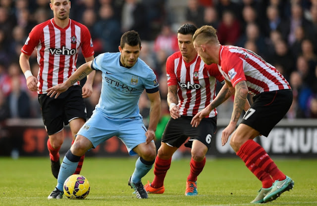 Southampton vs Manchester City