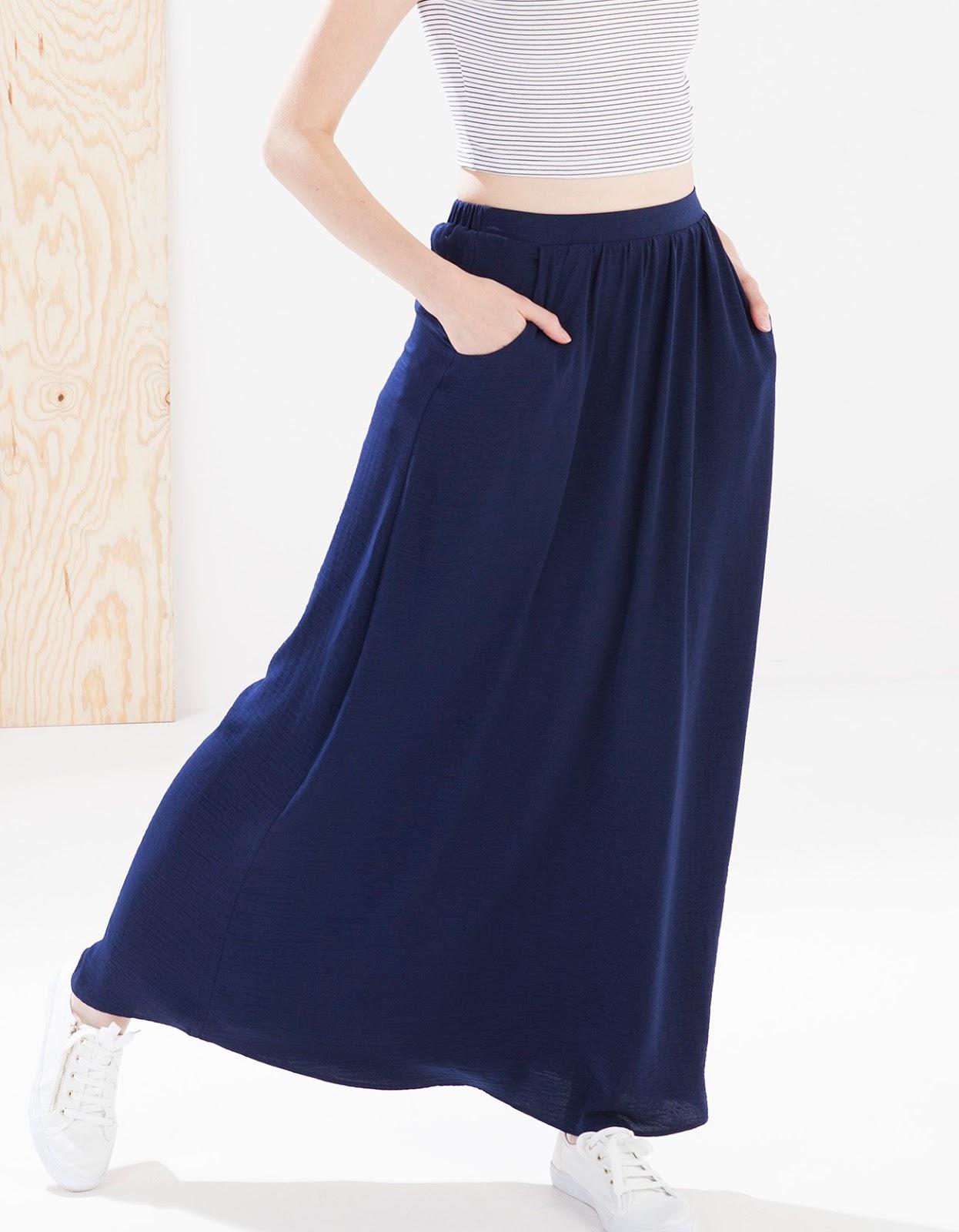 3 Długie spódnice maxie idealna stylizacja na lato | Moda