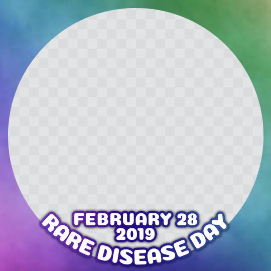 Rare Disease Day 2019 Frame