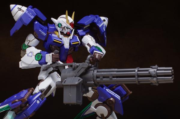 Gundam For The Barrel: GUNDAM GUY: M.S.G. Weapon Unit 20 Gatling Gun