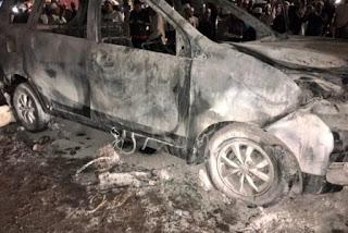 FPI Jakarta Desak Aparat Buru Pelaku Teror Habib Rizieq