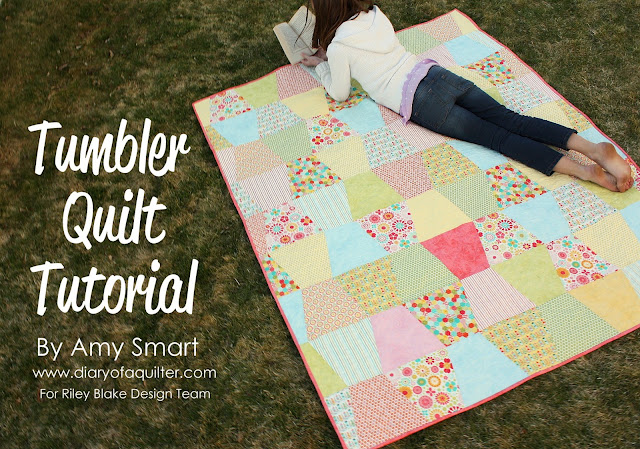 easy patchwork quilt tutorial beginner level