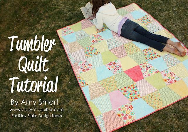 easy patchwork quilt tutorial beginner level