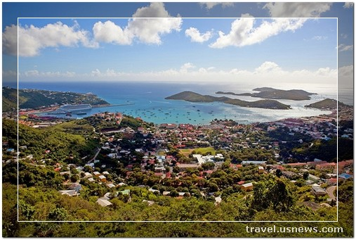 U.S. Virgin Islands - Amazing 9 Best Places to Travel in the Caribbean