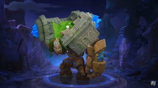 Mobile Legend Weekend New Arrival Hero Tank New, Grock