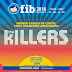 FIB 2018: The Killers, primer cabeza de cartel confirmado.