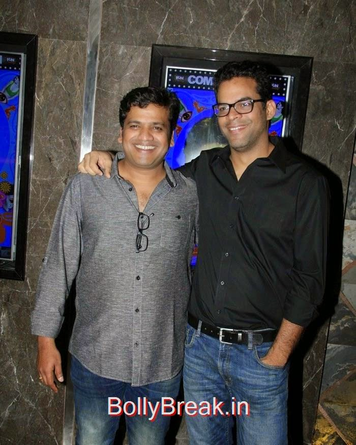 Harshavardhan Kulkarni, Vikramaditya Motwane, 'Hunterrr' Movie Music Launch Photo Gallery