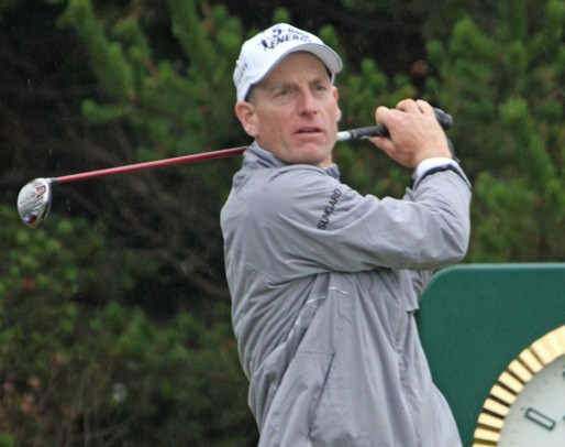 Jim Furyk has two rounds below 60