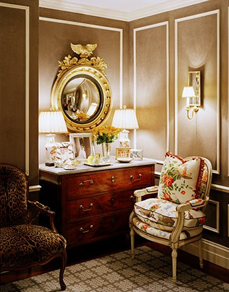 Tinsley Mortimer S Super Glam Glam Nyc Apartments The